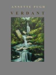 Annette Pugh Verdant catalogue