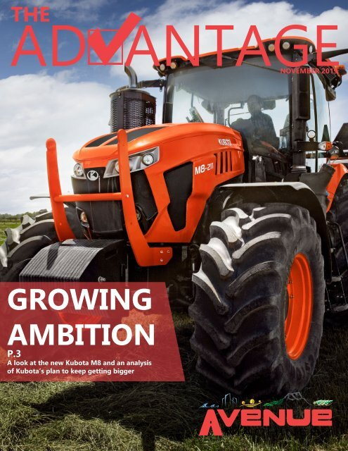 The Advantage - November 2019