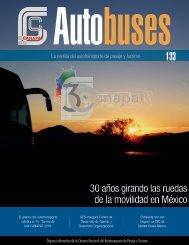 Revista Autobuses No. 133