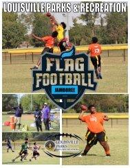 Flag Football Jamboree @ Thurman Hutchins Park Photo Document