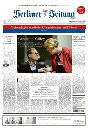 Berliner Zeitung 01.11.2019
