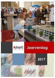 Adapt Alkmaar Jaarverslag 2017