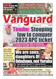 02112019 - Tinubu : Stooping low to conquer 2023 APC ticket