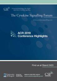 ACR Highlights 2019