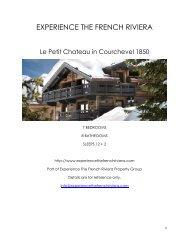Le Petit Chateau - Courchevel
