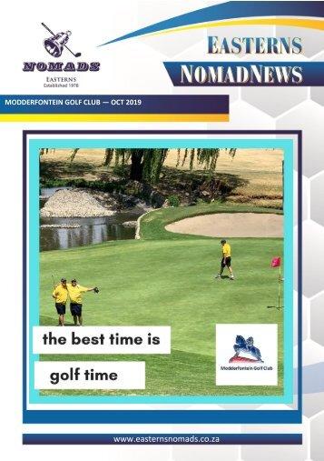 Nomads Magazine - Oct 2019