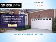 Silver Fox Garage Door Repair las Vegas And Installation [Autosaved]
