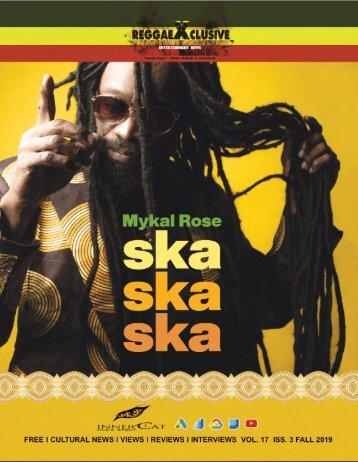 reggae fall 2019