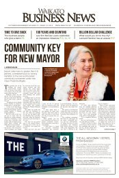 Waikato Business News October/November 2019