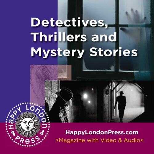Detectives, Thrillers and Mystery Stories