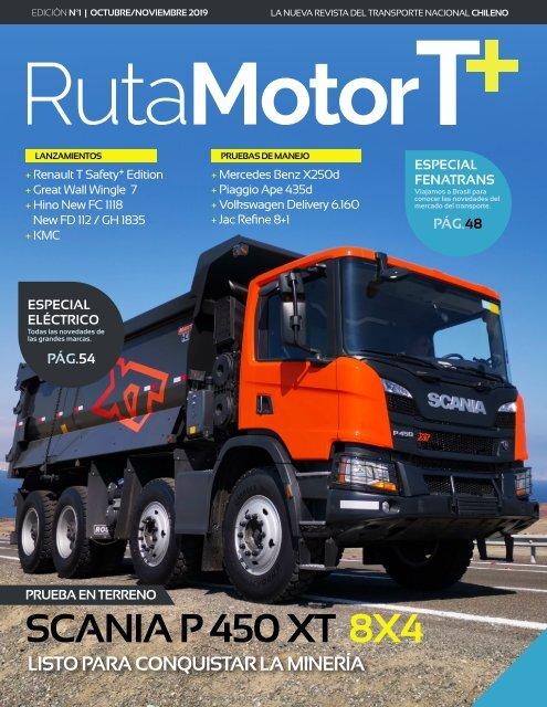 Rutamotor T+ Nº1 Octubre - Noviembre 2019