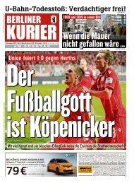 Berliner Kurier 03.11.2019