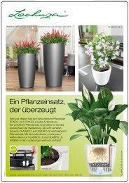 LECHUZA Pflanzengefäße