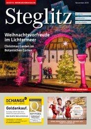 Gazette Steglitz November 2019