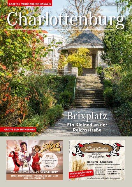 Gazette Charlottenburg November 2019