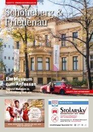 Gazette Schöneberg & Friedenau November 2019