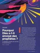 """Semaine de prière - Novembre 2019 """"Fidèle à ses prophètes"""" - Page 3"""