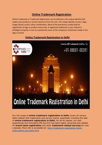 Online Trademark Registration_ ppt