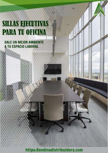 Catálogo Andina Distribuidora Sillas y Taburetes