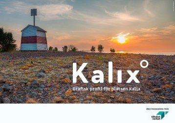 Grafisk profil för platsen Kalix