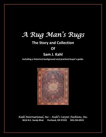 A Rug Man's Rugs