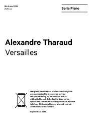 2019 11 06 Alexandre Tharaud