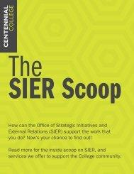 The SIER Scoop