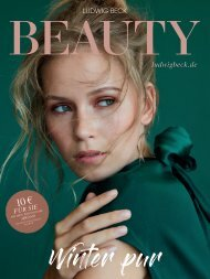 Ludwig Beck Beauty Herbst/Winter 2019