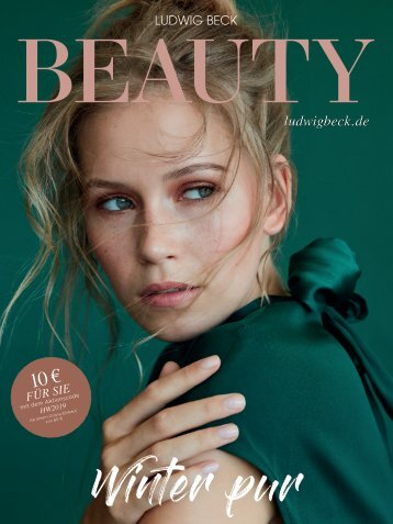 Ludwig Beauty Herbst/Winter 2019