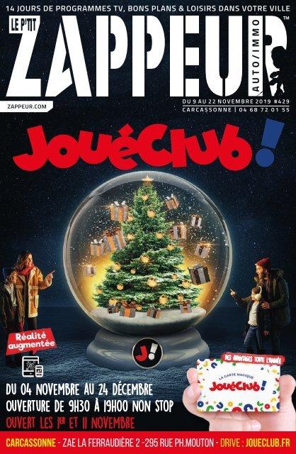 Le P'tit Zappeur - Carcassonne #429
