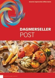 Dagmerseller Post Oktober 2019
