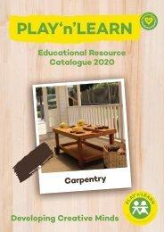 Carpentry - 2020