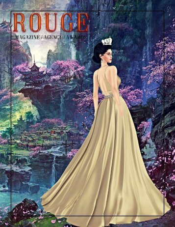 Rouge Magazine Issue #1