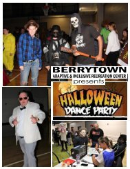 Berrytown AIR Halloween Party 2019