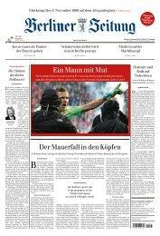 Berliner Zeitung 04.11.2019