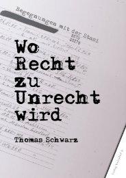Stasi: Wo Recht zu Unrecht wird