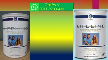 SALE, CALL/WA 0811-9700-400, Susu Gold Colostrum LIFELINE Bandung