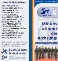Team AUF/AFH - MilKdo Kärnten