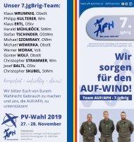 Team AUF/AFH - 7.JgBrig