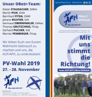 Team AUF/AFH-DBetr/MilKdoK
