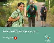 Saarpfalz-Kreis: Urlaubs- und Freizeitsangebote 2019