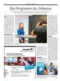 Das MesseMagazin zur 15. jobmesse bielefeld - Seite 4