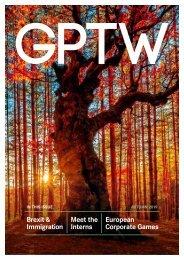 GPTW Magazine Autumn 2019