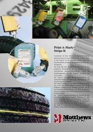 Print-A-Mark™ Stripe-It