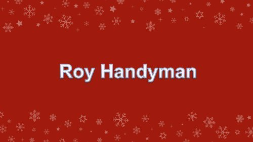 What a Handyman Service Can Do forYou
