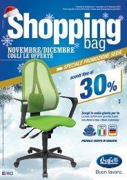 Buffetti Shopping Bag | Novembre – Dicembre 2019