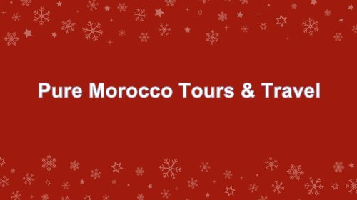 Morocco Shore Excursions Are Full of Excitement