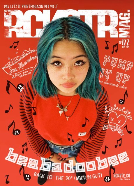 RCKSTR Mag. #172