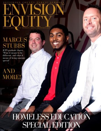 Envision Equity: Homeless Education Special Edition November 2019